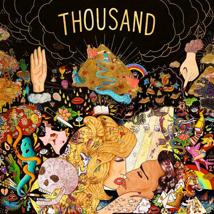 THOUSAND cover art