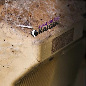 CURSE OV THE KAIGEN LP cover art