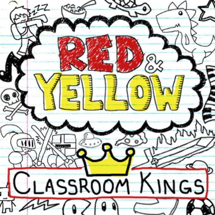 Classroom Kings cover art
