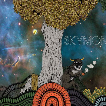 Skymonk cover art