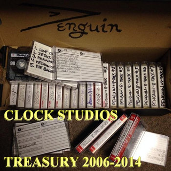 Clock Studios Treasury cover art