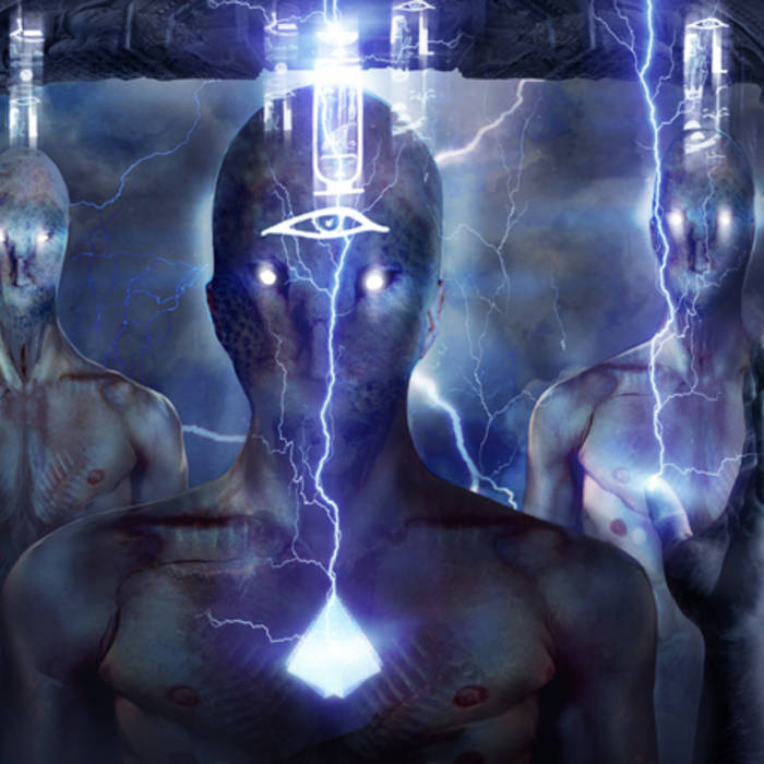 Transhuman cover art