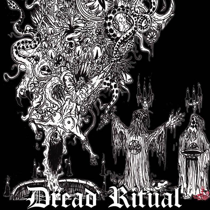 Dread Ritual EP cover art