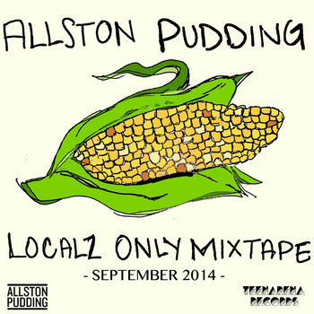 Allston Pudding Localz Only September Mix MMXIV cover art