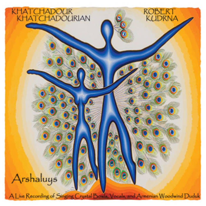 Arshaluys cover art
