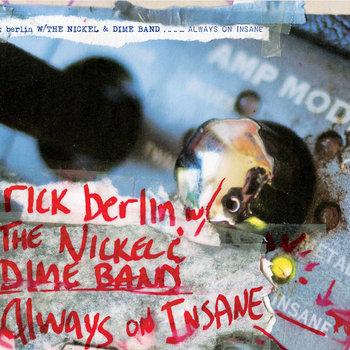 ALWAYS ON INSANE cover art