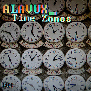 Time Zones cover art