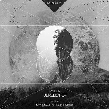 Derelict EP cover art