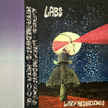 lazy recordings cover art