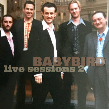 live sessions 1995-8 volume 2 cover art