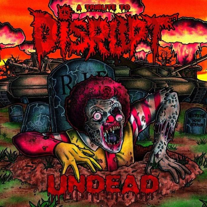 Mindlock (Disrupt Cover) cover art