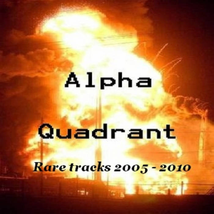 Rare tracks 2005-2010 cover art