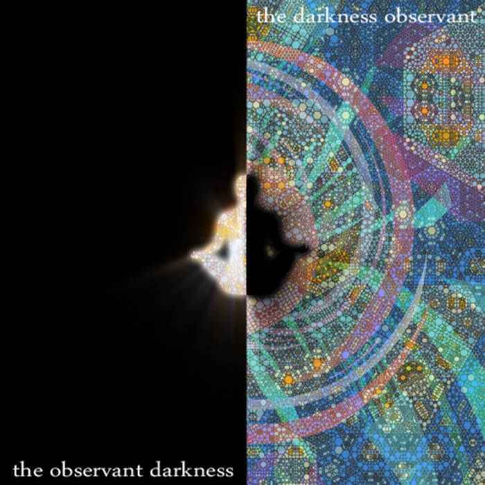 The Observant Darkness - The Darkness Observant cover art