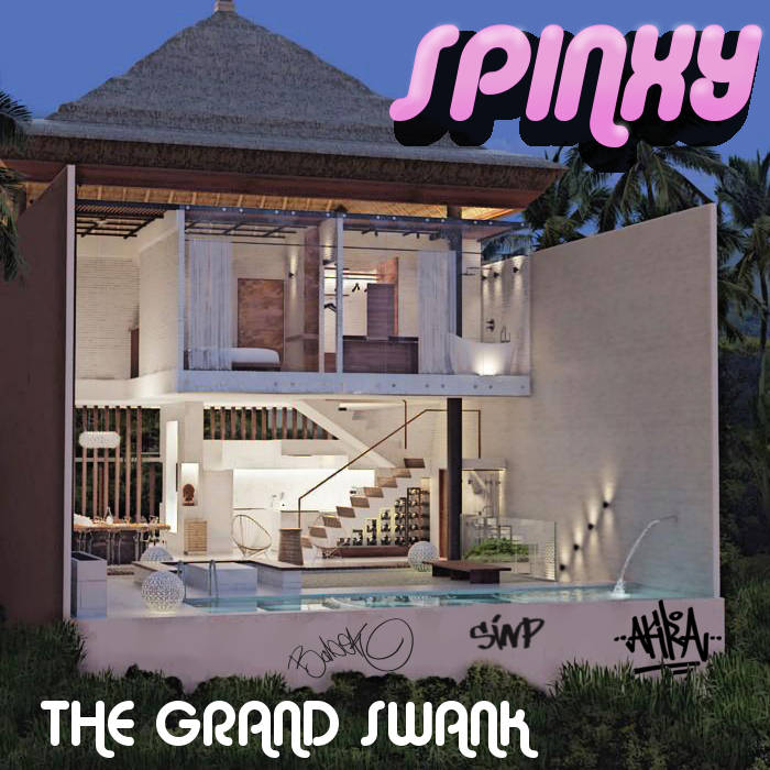 The Grand Swank cover art
