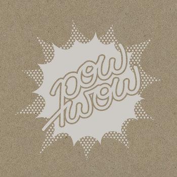 POWWOW Ten (The Warmest Static) cover art