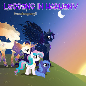 Lessons in Harmony cover art