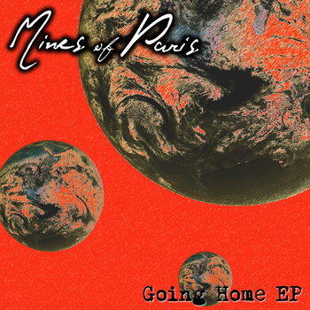 Going Home E.P. cover art