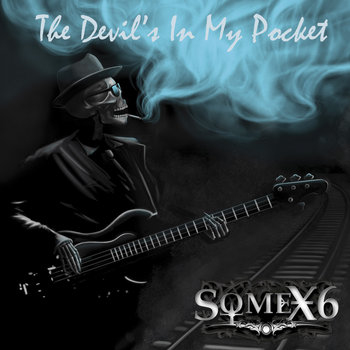 The Devil's In My Pocket cover art
