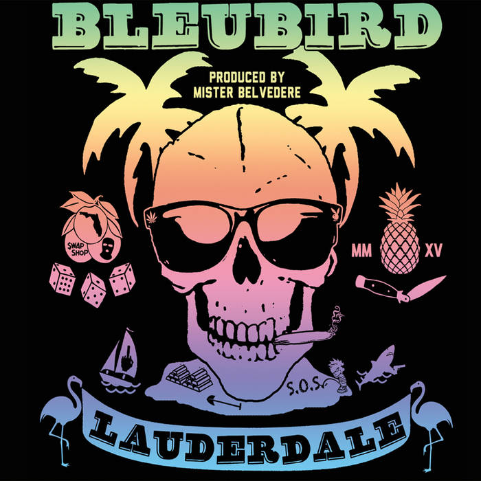 LAUDERDALE cover art