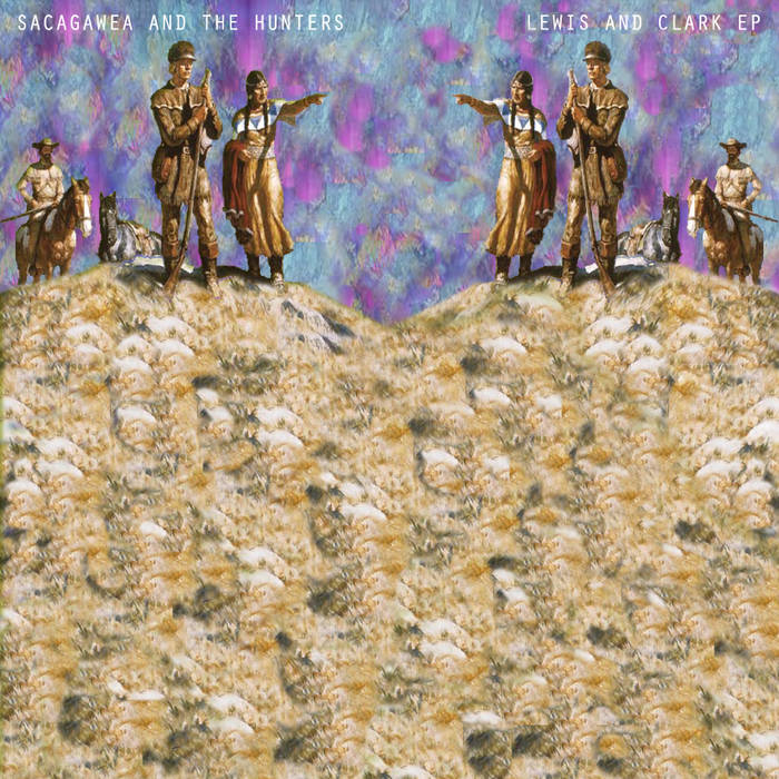 Lewis and Clark EP cover art