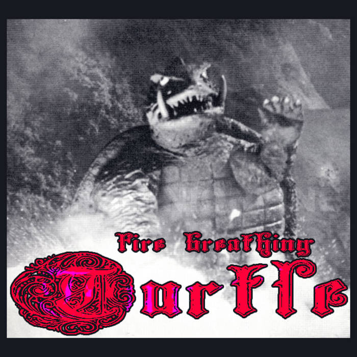 Fire Breathing Turtle EP cover art