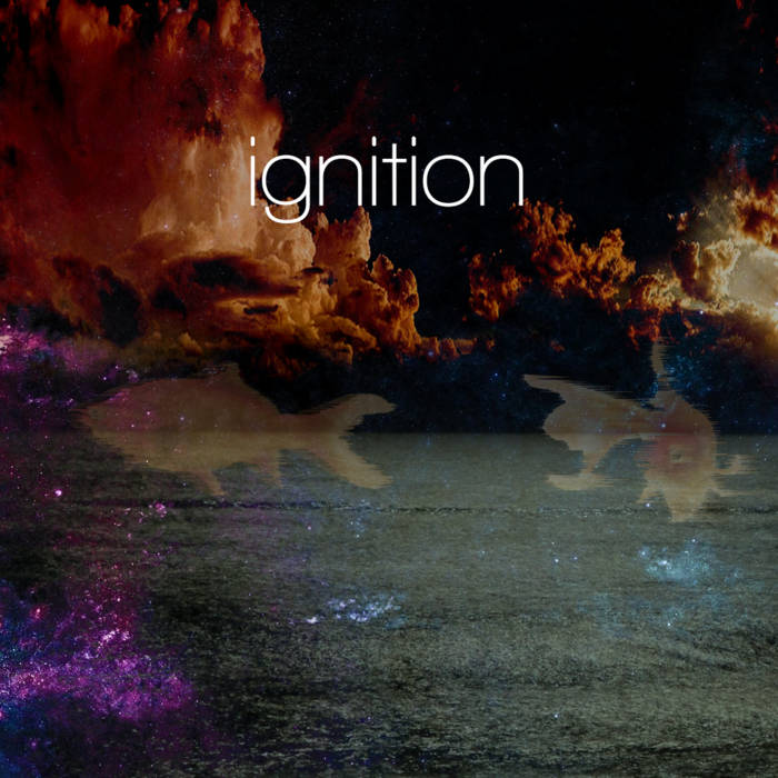Ignition EP (Available on KURIA - link in sidebar) cover art