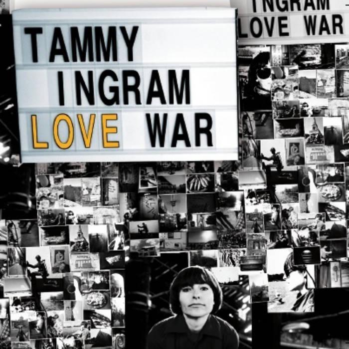 LOVE WAR cover art
