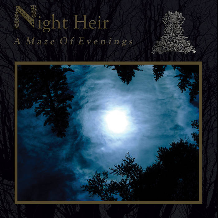 A Maze Of Evenings cover art