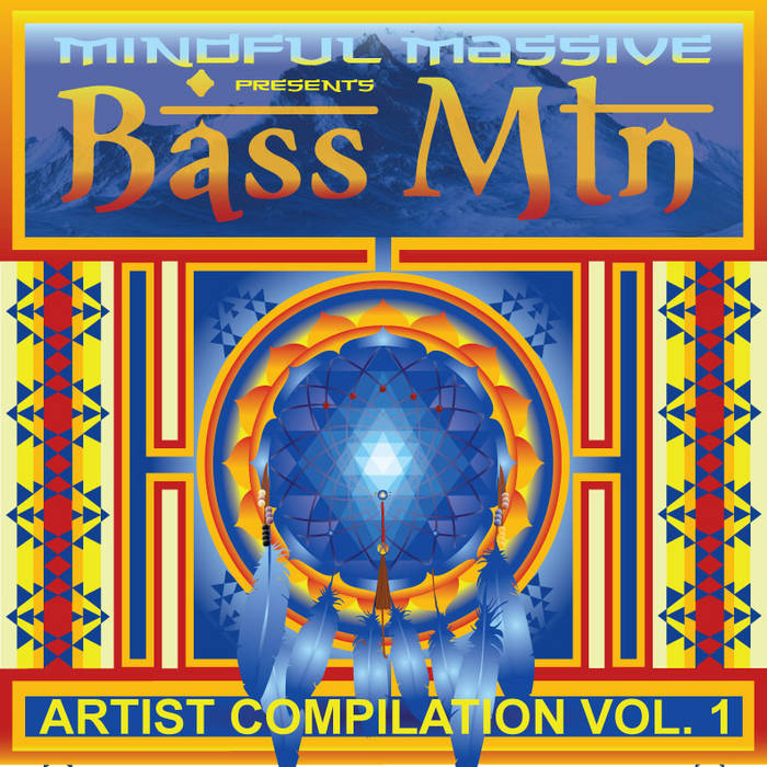 BASS MTN Artist Compilation VOL 1 cover art