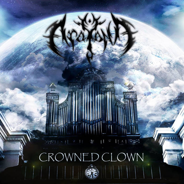 Crowned Clown (Feat Justin Haskin from Before You Fall/Desolist) cover art