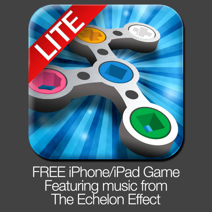 90° Lite Free Iphone/Ipad Game (Featuring Music From The Echelon Effect) cover art