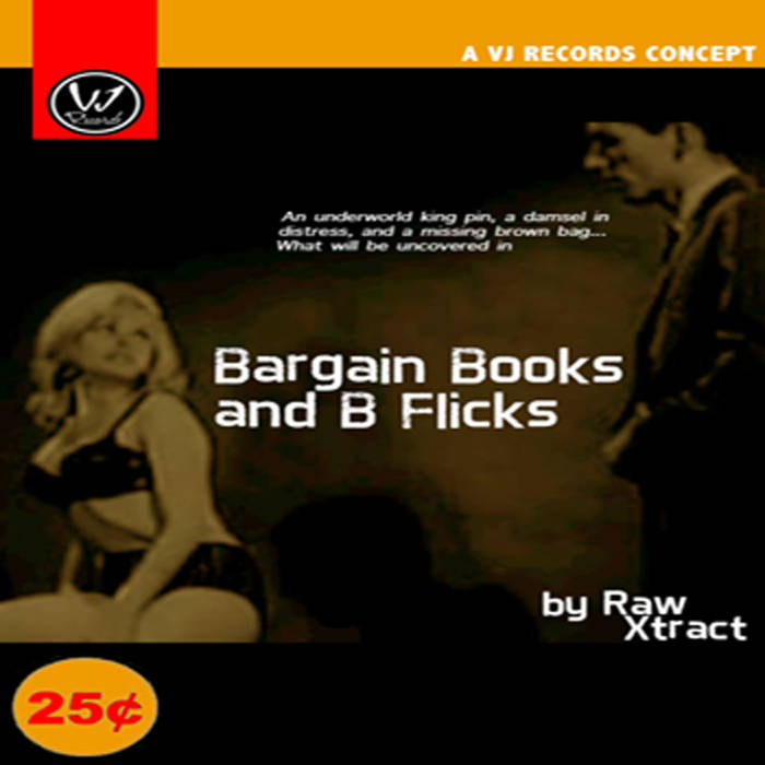 Bargain Books and B Flicks cover art
