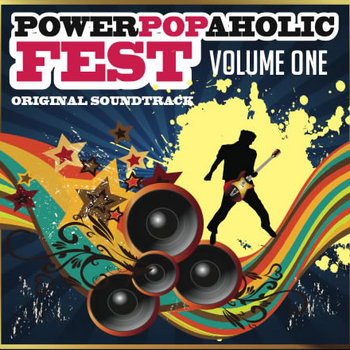 Power Popaholic Fest Original Soundtrack Vol.1 cover art