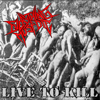 LIVE TO KILL cover art