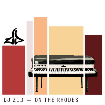 ON THE RHODES cover art