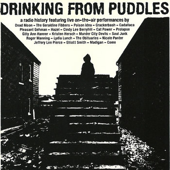 Drinking From Puddles: A Radio History cover art