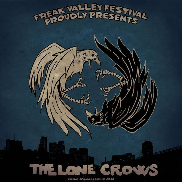 The Lone Crows Live at Freak Valley Festival cover art