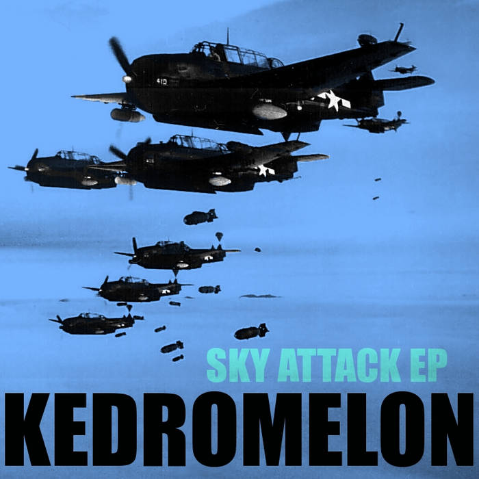 Sky Attack EP cover art