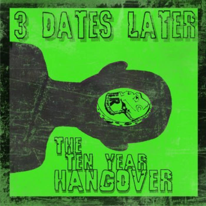 The Ten Year Hangover cover art