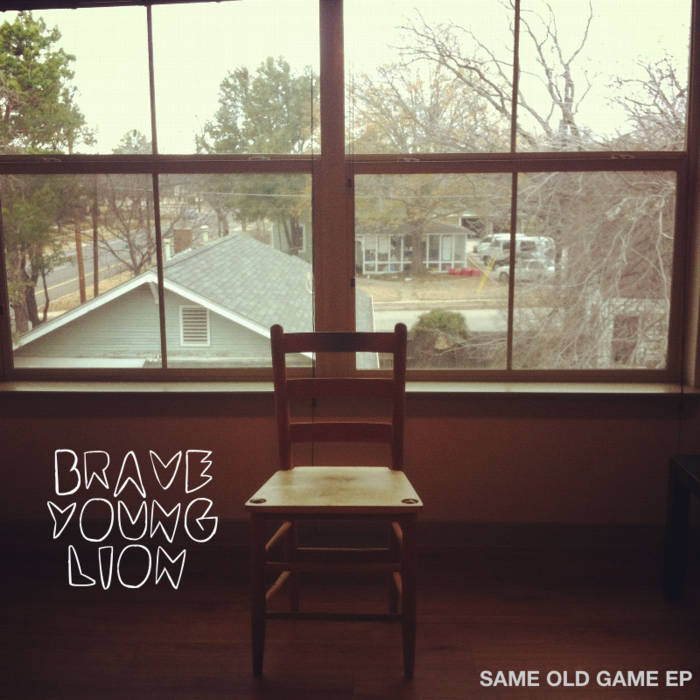Same Old Game EP cover art
