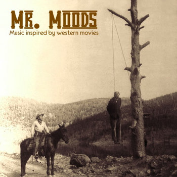 Music inspired by western movies cover art