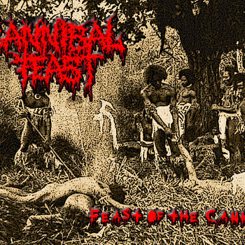 Feast of the Cannibal cover art