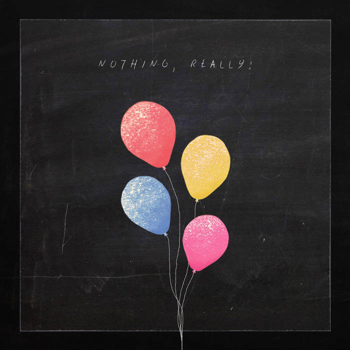 Nothing, Really! cover art