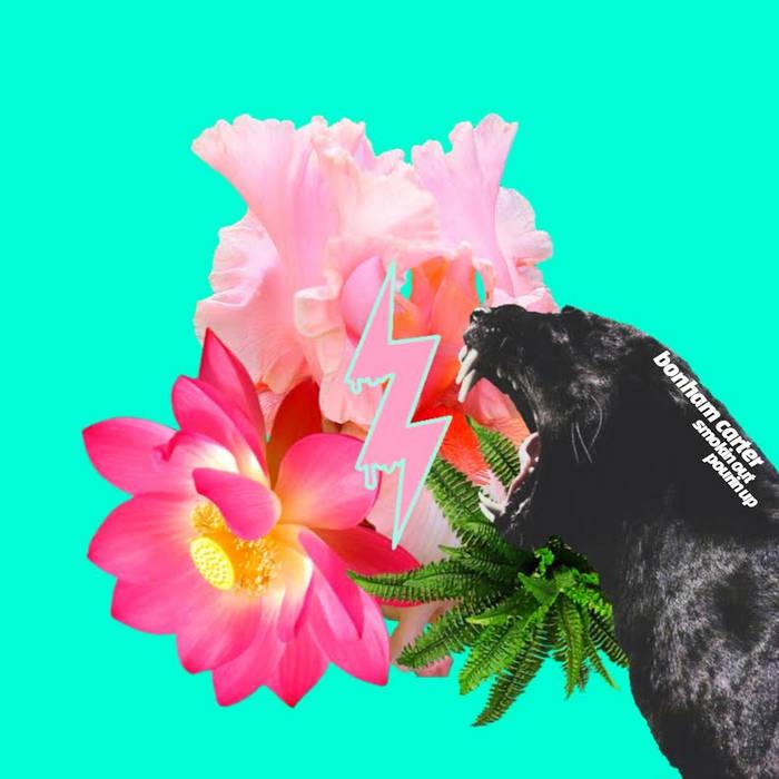 SmokinOutPourinUp EP cover art
