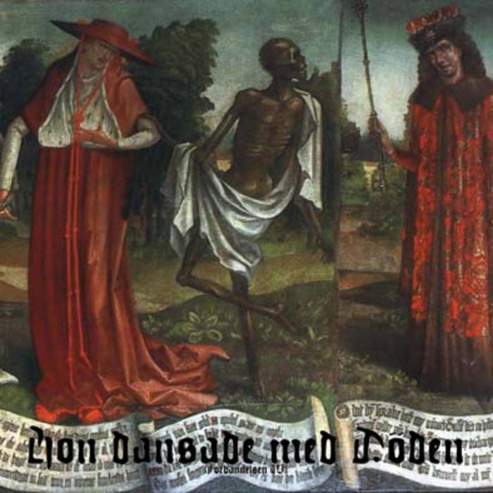 Hon Dansade med Döden (Förbannelsen IV) cover art