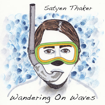 Wandering On Waves cover art