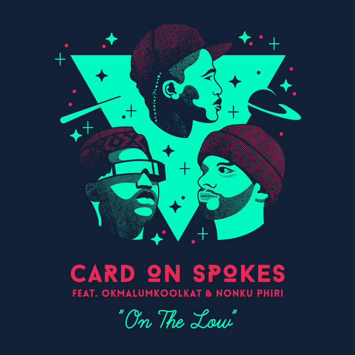 On The Low (feat. Okmalumkoolkat and Nonku) cover art