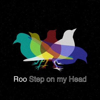 Step On My Head - Single cover art