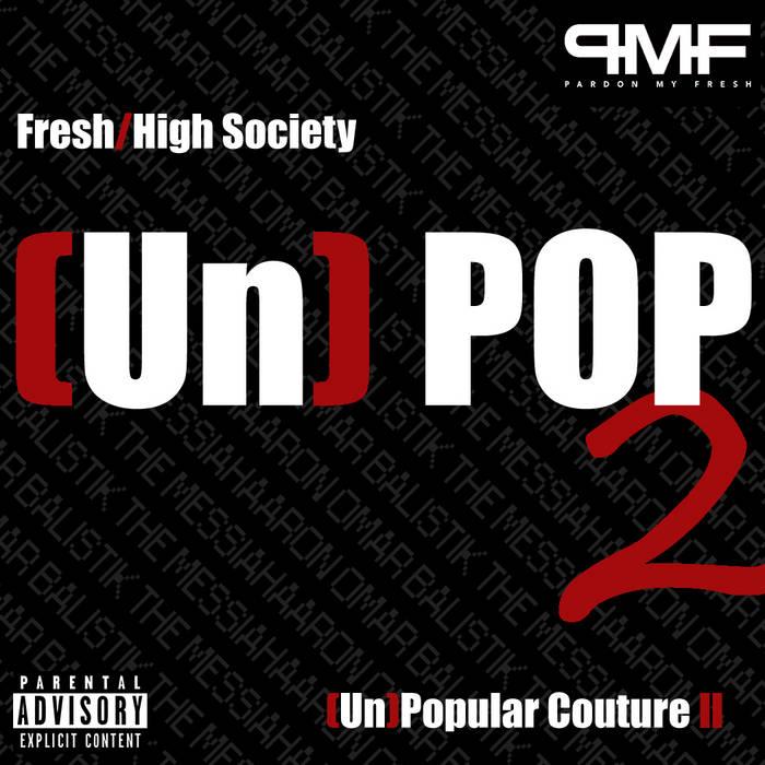 (UN)Popular Couture II cover art