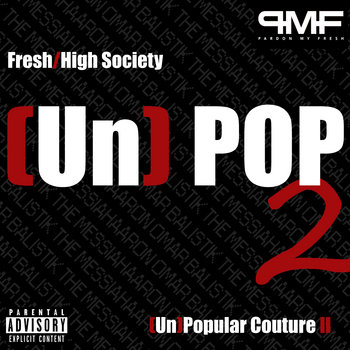 (UN)Popular Couture II cover art